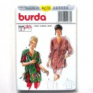 Misses Shirt Plus Burda Sewing Pattern 4278