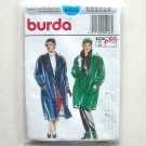 Misses Jacket Coat Plus Burda Sewing Pattern 4426