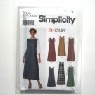 Misses Pullover Jumper 14 16 18 20 Simplicity Sewing Pattern 9830
