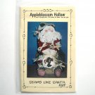 Seams Like Santa Appleblossom Hollow Design Craft Pattern