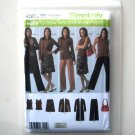 Misses Women Pants Skirt Top Knit Cardigan 10 12 14 16 18 Simplicity Sewing Pattern 4503