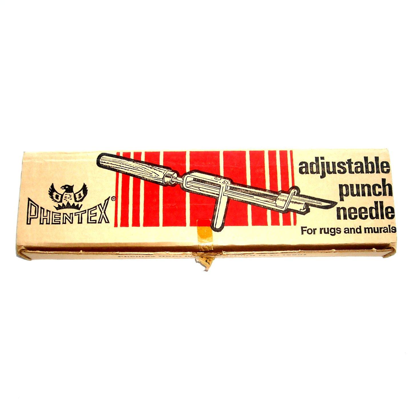 Phentex Rugs Adjustable Punch Needle