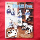 Vintage The Needlecraft Shop Crochet Kitchen Cows Pattern