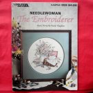 Vintage Leisure Arts The Embroiderer Pattern