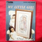 Vintage Leisure Arts My Little Girl Pattern