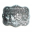 Professional Rodeo Cowboys Montana Silversmiths 2007 Belt Buckle