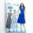 Womens Misses Dress Vogue Sewing Pattern V8577