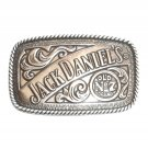 Jack Daniels Old No 7 Whisky Whiskey Belt Buckle