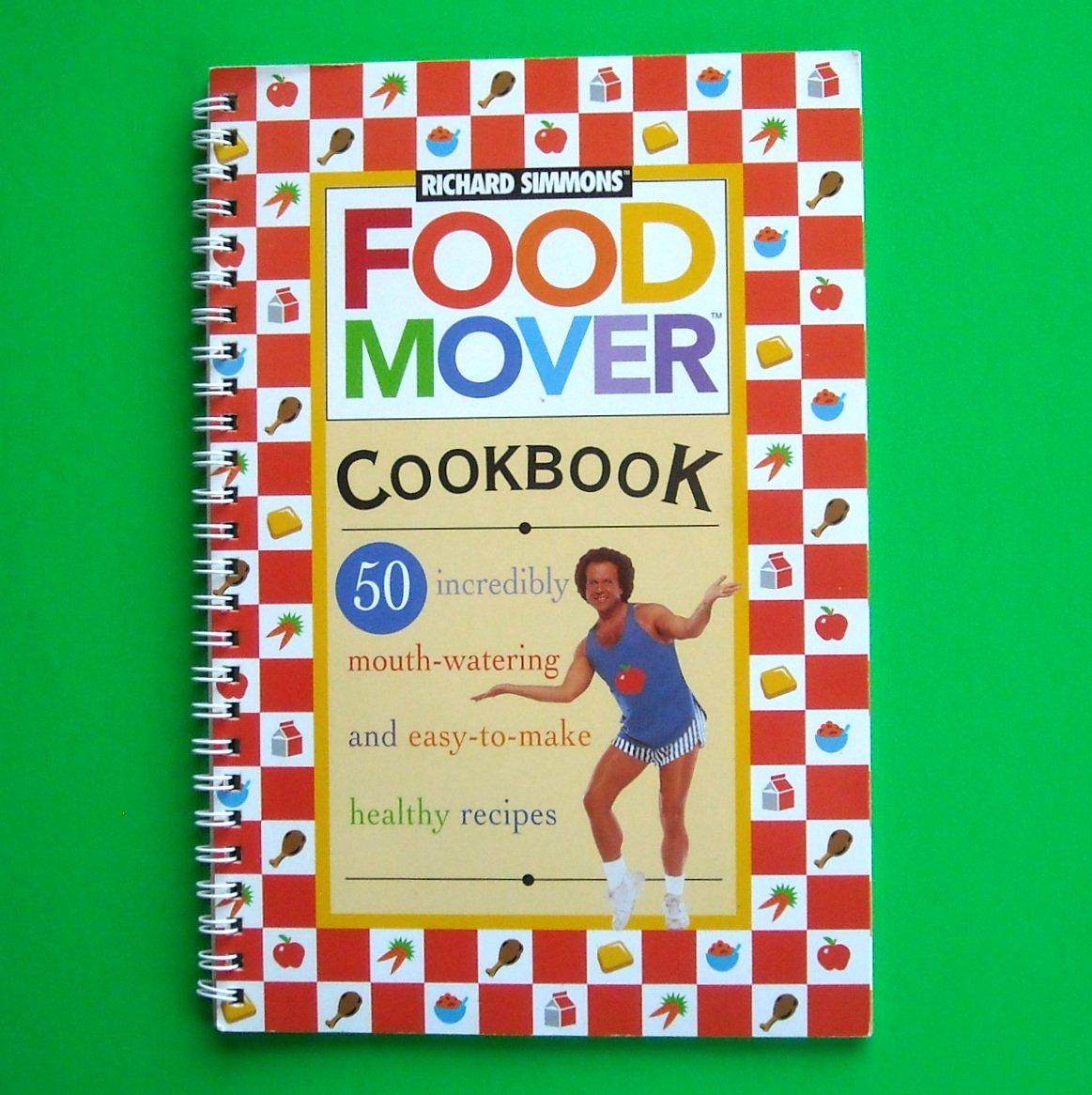 Richard Simmons Food Mover Cookbook