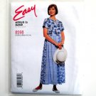Misses Vintage Dress 8 - 14 Easy McCalls Sewing Pattern 8598