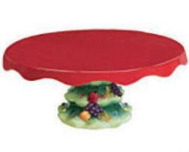 Sonoma Villa Cake Plate By Home Interiors