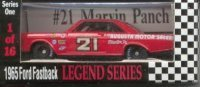 1965 Ford Fastback RCI Legend Series Marvin Panch #21