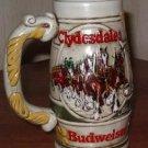 Clydesdales Budweiser stein