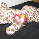 FRECKLES the Leopard RETIRED TY beanie baby