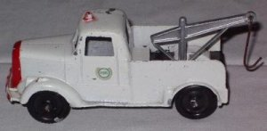 Tootsie Toy Wrecker  old toy