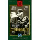 It's a Wonderful Life Frank Capra VHS 50th Anniversary Edition plus bonus footage