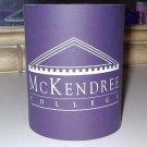 McKendree College Beverage Foam Can Koozie