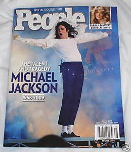 Buy people magazine - Michael Jackson People Magazine July 2009 Tribute Issue