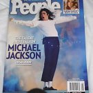 MICHAEL JACKSON PEOPLE MAGAZINE JULY 2009 TRIBUTE ISSUE