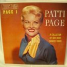 PATTI PAGE , PAGE 1 HER MOST FAMOUS SONGS