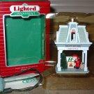 Hallmark Ornament Magic Light Night Before Christmas 1988