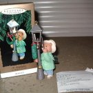 Hallmark Ornament Flickering Light The Lamplighter 1993