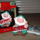 Hallmark Ornament Magic Light Elfin Engineer 1991