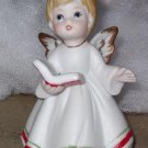 Choral Angel Bell figurine