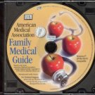 AMA Family Medical Guide W95/98/ME/XP American Medical Association