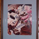 Photograph of Kentucky collage ON SALE matted and framed