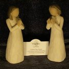 Willow Tree Sisters By Heart by Susan Lordi for Demdaco