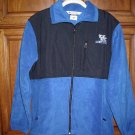 Kentucky Wildcats Columbia Fastbreak Fleece Jacket Men's Medium
