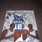Kentucky Basketball Yearbook Cats Pause  Volume 23  2002-03