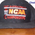 1997 BASKETBALL NCAA CHAMPIONS Embroidered cap