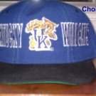 Kentucky Wildcats UK cat logo (original tongue)  from Starter Embroidered cap