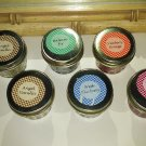 RE HANDPOURED Valerie Parr Hill Soy Candles in jam jars Assorted Scents