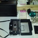 POLAROID AUTOMATIC 101 FILM LAND CAMERA WITH CASE & ACCESSORIES VINTAGE