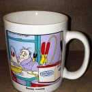 JERRY VAN AMERONGEN the Neighborhood Monday morning MUG 1986