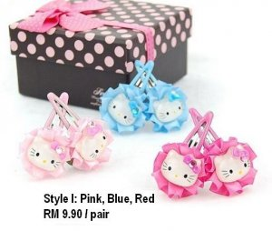 Korean Baby Cute Hair Clip