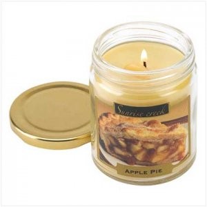 APPLE PIE SCENT CANDLE  39639