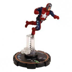 Heroclix City of Heroes Statesman LE #COH01