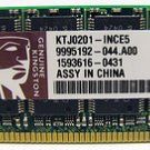 Perfect Just Pulled Kingston Technologies 256Mb DDR memory Modules. KTJ0201-INCE5 10 Pieces for $35