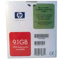"Brand New HP C7983A 9.1GB 4096B/S 5.25"" REWRITABLE MAGNETO OPTICAL DISK 2 ea delivered $69"