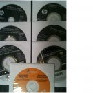 HP dx Complete Recovery and Apps CD/DVD set!  delivered $32.00 each set