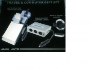 Brand new ANEX Auto travel and commuter gift set.  Delivered $9.00