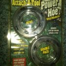 Brand new Weed Warrior attach-a-tool power hoe delivered $4.75 each
