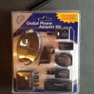 8 piece Brand New Sealed Global Phone Adapter Kit delivered $8.00