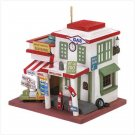Gas Station Birdhouse