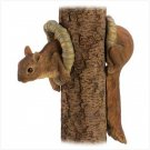 Woodland Squirrel Tree Décor