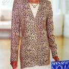 B3831 New Sewing Pattern Misses' Raglan Sleeve Sheath Dress with Jacket Suit Career Size 6 8 10